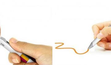 Après le 4 couleurs, le 16 millions couleurs du scribble pen