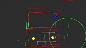 Reconstruction 3D de l'environnement et eye tracking
