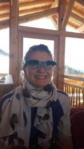 Tobii Pro Glasses au ski