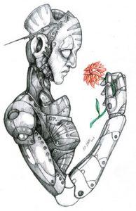 Robot poet, daprès le blog Robot Poet