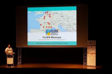 antennes locales de Flupa