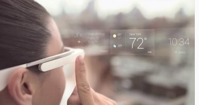 Google Glass : nos premières impressions