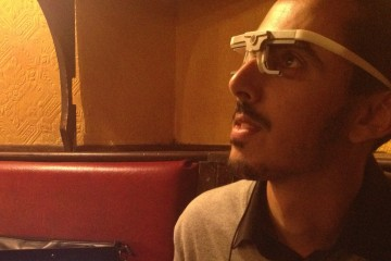 Summer of glasses épisode 4 : les Tobii Glasses v2 en fonctionnement