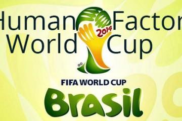 Coupe du monde 2014 et Facteurs Humains : CRM de l'équipe de football