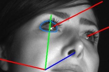 Eye tracking Summer Tour : SmartEye