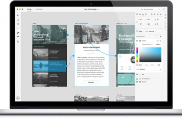 Adobe Comet : le prototypage à la sauce Adobe