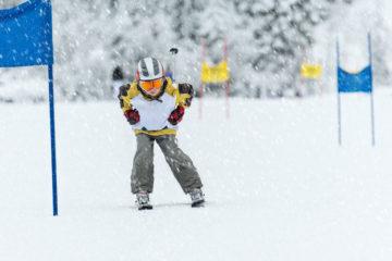 C'est les Jeux ! Slalom géant et eye tracking