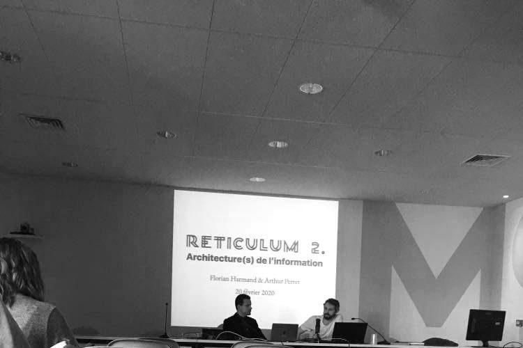 Florian Harmand et Arthur Perret