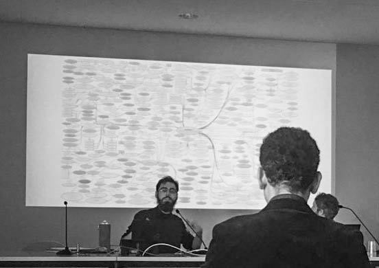 Karl Pinau présente une ontologie