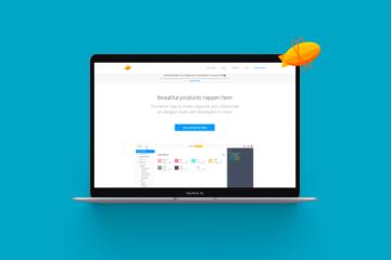 Zeplin, logiciel de collaboration entre designers et développeurs
