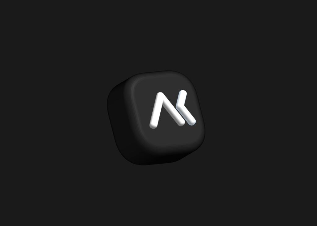 Logo Akiani en 3D