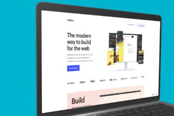 Webflow, la plateforme de conception de sites web no-code